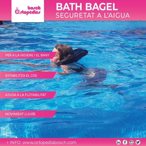 Bath bagel. Seguretat a l'aigua