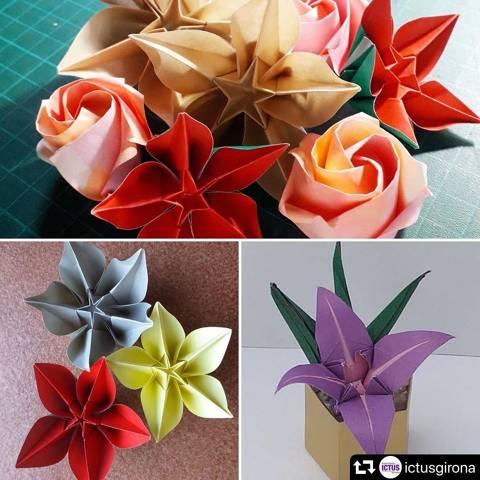Taller d'origami
