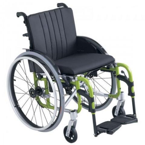 Cadira plegable semi-activa configurable