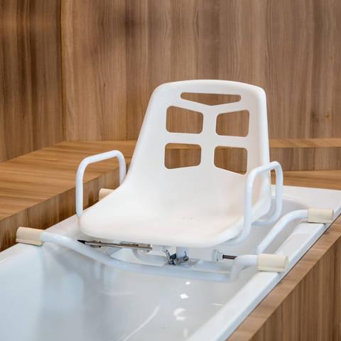 Cadira giratòria de banyera