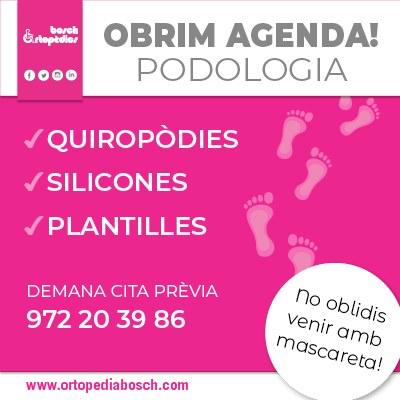 ‼️ Obrim agenda de podologia‼️