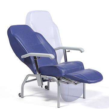 NORMANDIE 45 Butaca reclinable a 45º