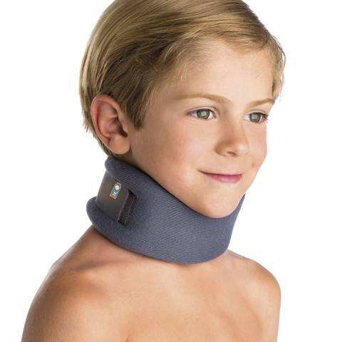 Collar cervical tou pediàtric