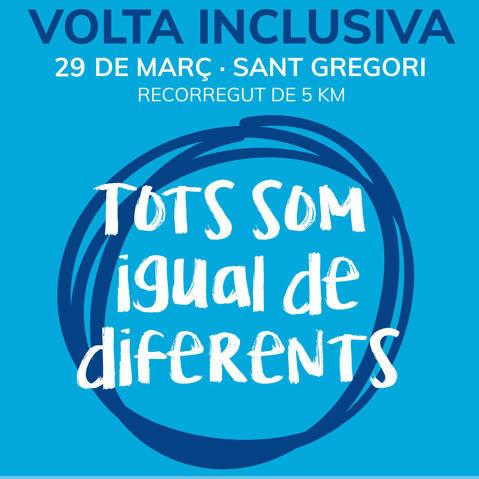 Volta inclusiva TOTS SOM IGUAL DE DIFERENTS