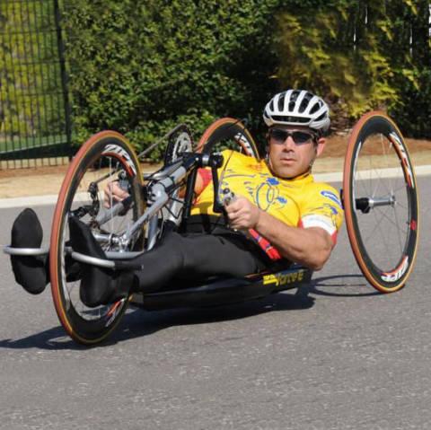 Cadires de rodes per esport