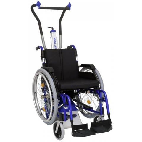 Pujaescales LIFTKAR per a cadires de rodes