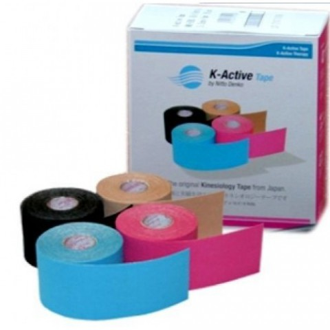 KINESIOLOGY TAPE K-ACTIVE